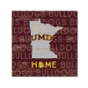 Cover Image for UMD Bulldogs Wood Plank Hanging Sign 7x7 by Legacy