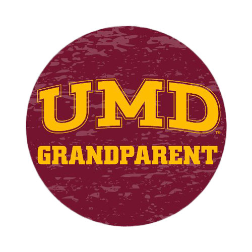 Image For BUTTON  GRANDPARENT UMD