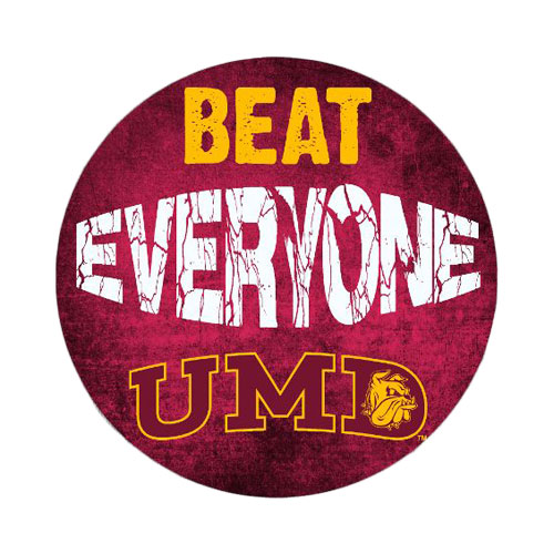 "Image For Beat Everyone UMD Button 3"" by CDI Corp"