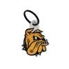 Image for Bulldog Head Steel Key Ring