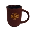 Image for Minnesota Duluth Dad Cafe Mug by Spirit