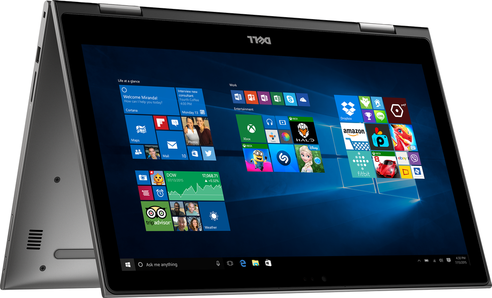 "Image For Dell 15"" Inspiron 5579 2-in-1 Touch *2018 MODEL*"