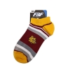 Image for Bulldogs Striped Ankle Socks by FBF