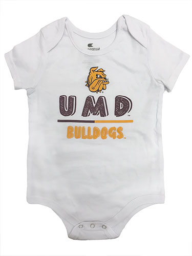 Image For Infant UMD Bulldogs Onesie by Colosseum
