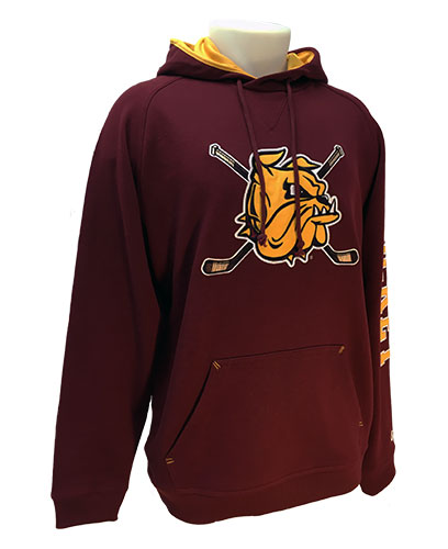 Cover Image For Bulldog Hockey Hood by Champion
