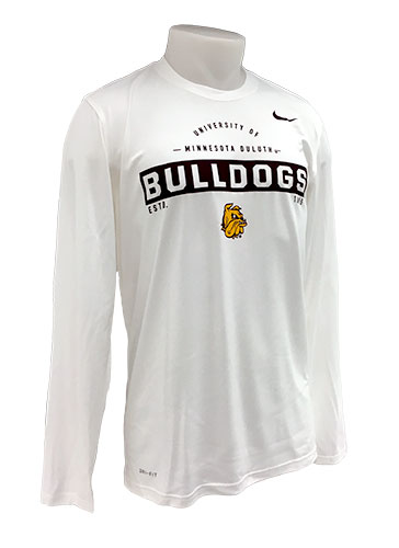 Image For Bulldogs Long Sleeve Tee by Nike