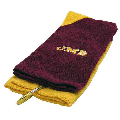 Cover Image For UMD Golf Towel