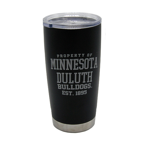 Image For Property of Minnesota Duluth Grip Tumbler