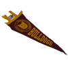 Image for Bulldogs Wool Pennant 6x15