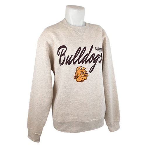 Image For Bulldogs Mom Crewneck by Gear