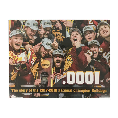 Image For .0001: The Story of the 2017-2018 National Champion Bulldogs