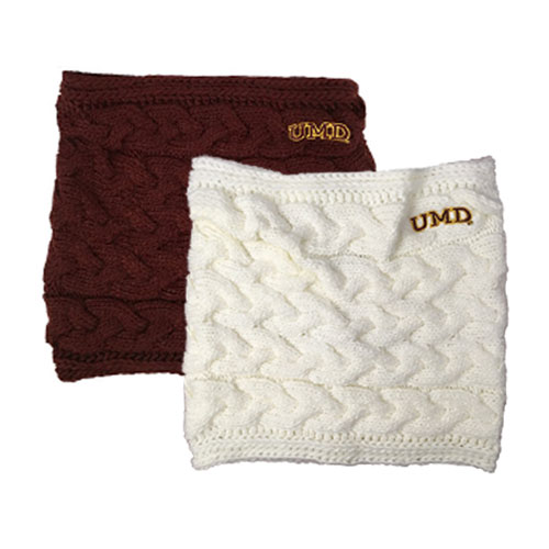 Image For UMD Cowl Scarf by Logofit