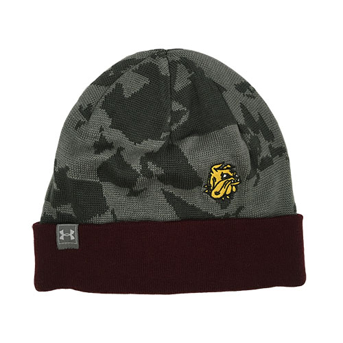Image For Bulldog Head Beanie by Under Armour