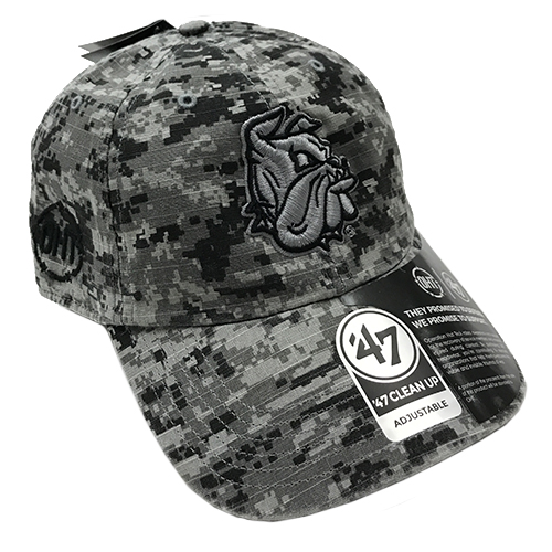Image For Limited Edition Bulldogs OHT Camo Cap by 47 Brand