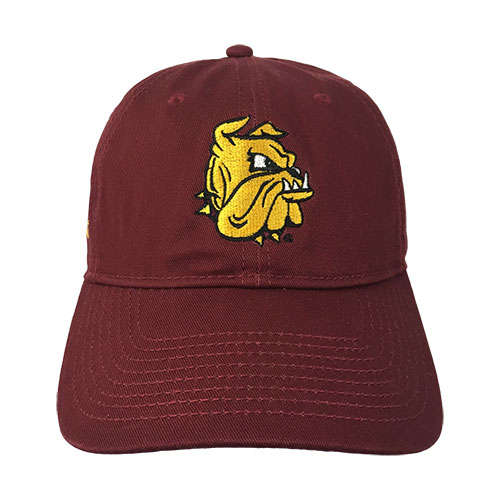 Image For Alumni Bulldog Head Adjustable Cap by The Game
