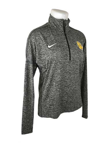 Image For Women's Bulldog Head 1/4 Zip Top by Nike