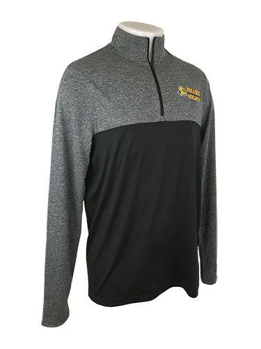 Image For Bulldog Hockey 1/4 Zip Top by Under Armour