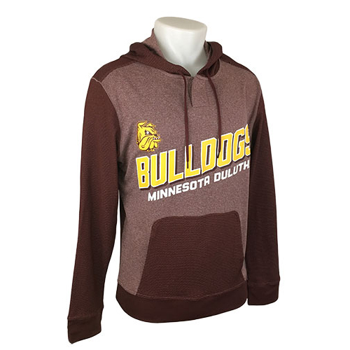 Image For Bulldogs Minnesota Duluth Hooded Top by Champion