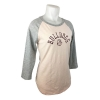 Image for Women's Bulldogs 3/4 Sleeve Tee by Champion