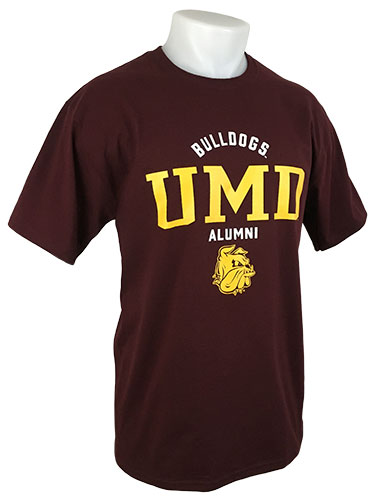 Image For UMD Bulldogs Alumni Tee by Gear