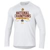 Image for 2019 National Champions UMD Bulldogs Long Sleeve Tee by UA