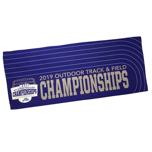 Image For NSIC 2019 Outdoor Track & Field Championships Cooling Towel