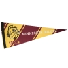 Image for Bulldog Head Minnesota Duluth Pennant by WinCraft