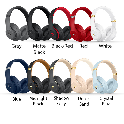 Image For Beats Studio3 Wireless Headphones
