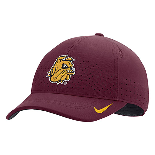Image For Bulldog Head Perforated Adjustable Cap by Nike