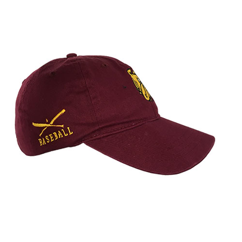 Image For Baseball Bulldogs Adjustable Cap by The Game