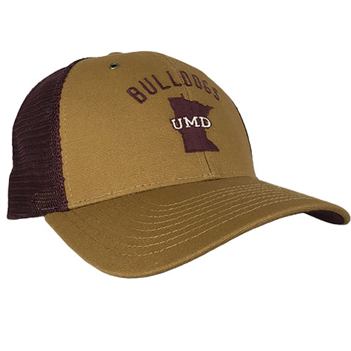 Image For Bulldogs UMD State of Minnesota Adjustable Cap by Zephyr