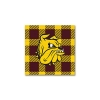 Cover Image for Mini Bulldog Head Plaid Block 3x3 by Legacy