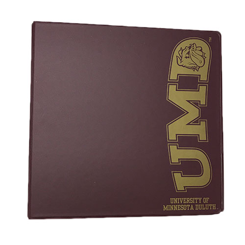 "Image For UMD 2"" Heavy Duty D-Ring Binder"