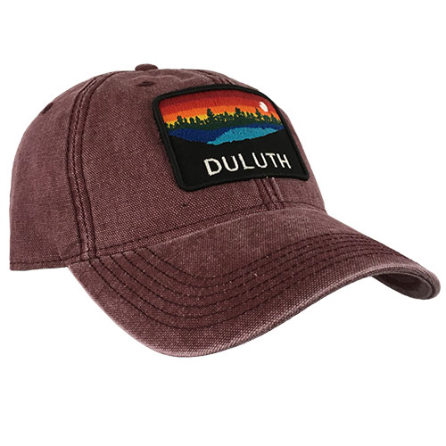 Image For Duluth Landscape Patch Adjustable Cap by Legacy