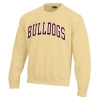 Cover Image for *Bulldogs Fleece Crew by Under Armour