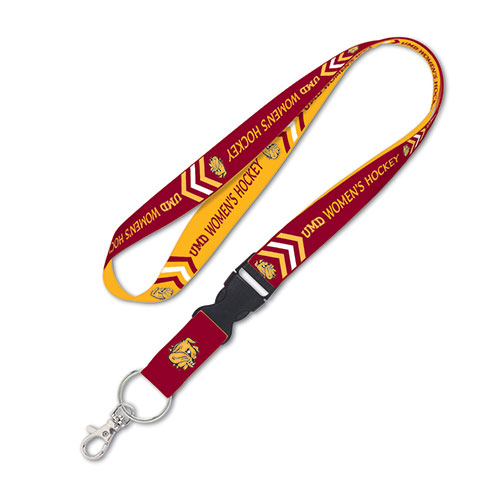 Image For UMD Women's Hockey Lanyard by WinCraft