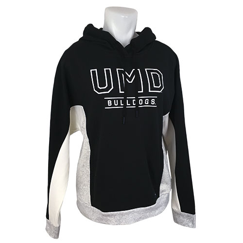 Image For Women's UMD Bulldogs Contrast Hood by Under Armour