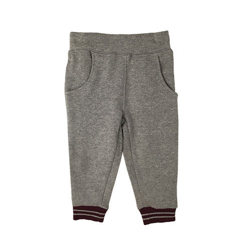 Image For Infant Stripe Cuff Sweatpants by Colosseum