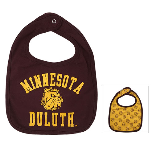 Image For Infant Minnesota Duluth Bib by Third Street