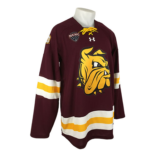 Image For Men's Hockey Replica 2020-21 Away Under Armour Jersey