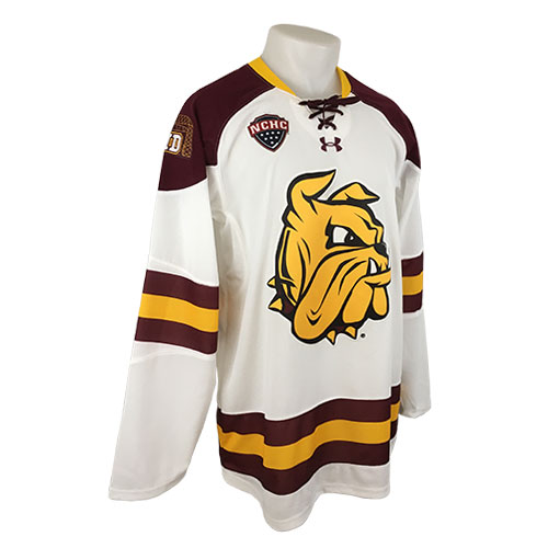 Image For Men's Hockey Replica 2020-21 Home Under Armour Jersey