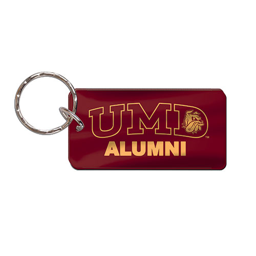 "Image For UMD Alumni Key Tag 2.5"" by Stockdale"