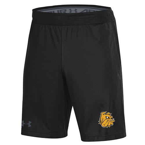 Image For Bulldog Head Raid Shorts by Under Armour