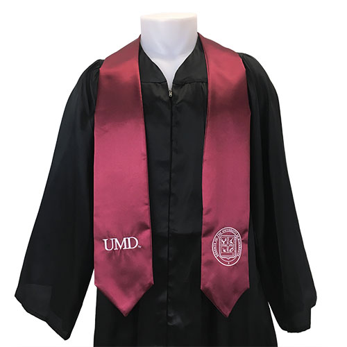 Image For UMD Stole of Gratitude - Optional Regalia Item