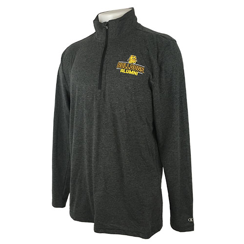 Image For Bulldogs Alumni 1/4 Zip Top by Champion