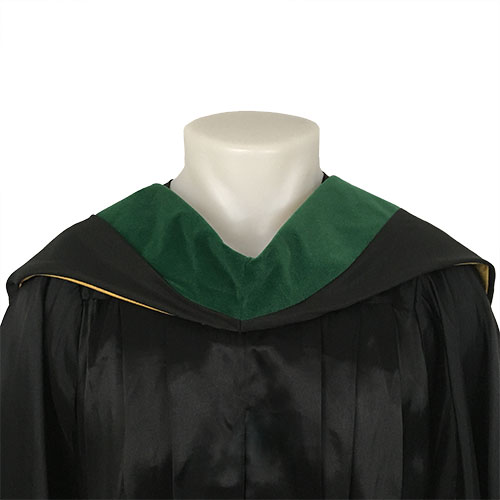 Image For Masters Hood Green