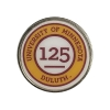 UMD 125th Anniversary Pin by WinCraft Image