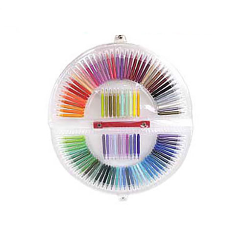 Cover Image For Mini Rainbow Marker Set by Art Alternatives - 100 Markers