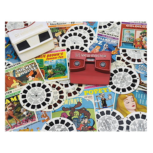 Image For Keeping It Reel 500 Piece Jigsaw Puzzle by Springbok