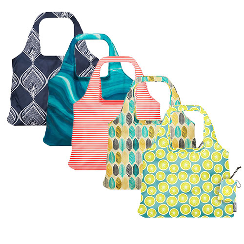 Image For Chico Bag Vita Polyester Shoulder Tote - Prints